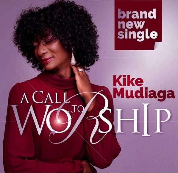 Kike Mudiaga (Author & Singer) Releases New Single, A Call To Worship @OKAYWAVES