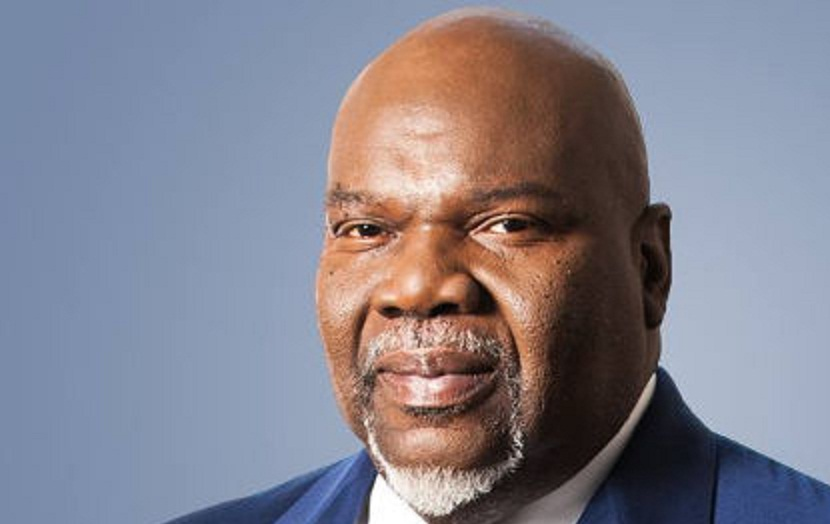 Bishop TD Jakes- ARE YOU ALL IN?