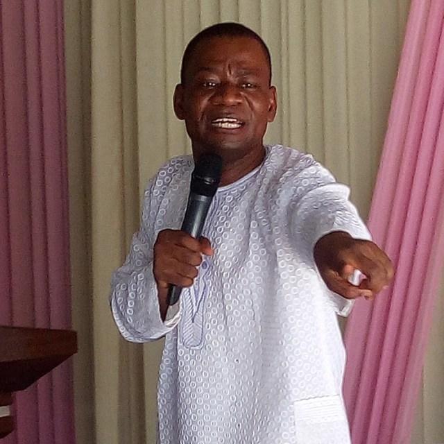 i shall not miss my helper- pastor murphy