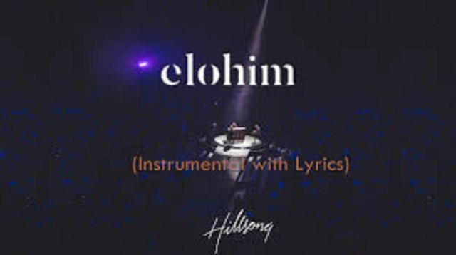 """Elohim"" by Hillsong"