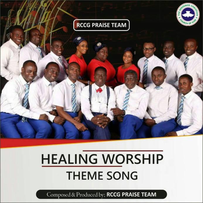 RCCG Praise Team- Healing Worship