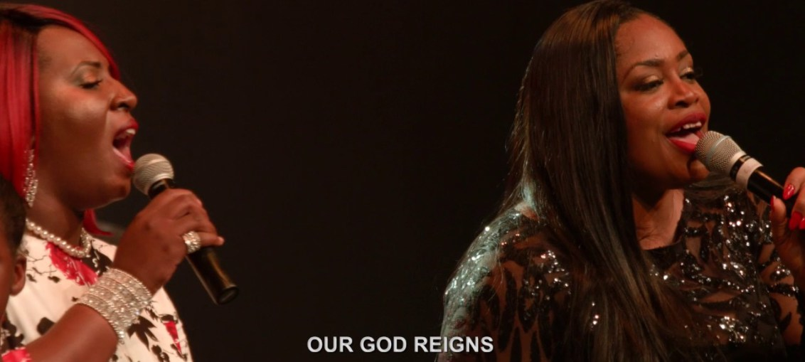 He Reigns By Sinach FtMarlea Grace, Cyude and the Inner City Children