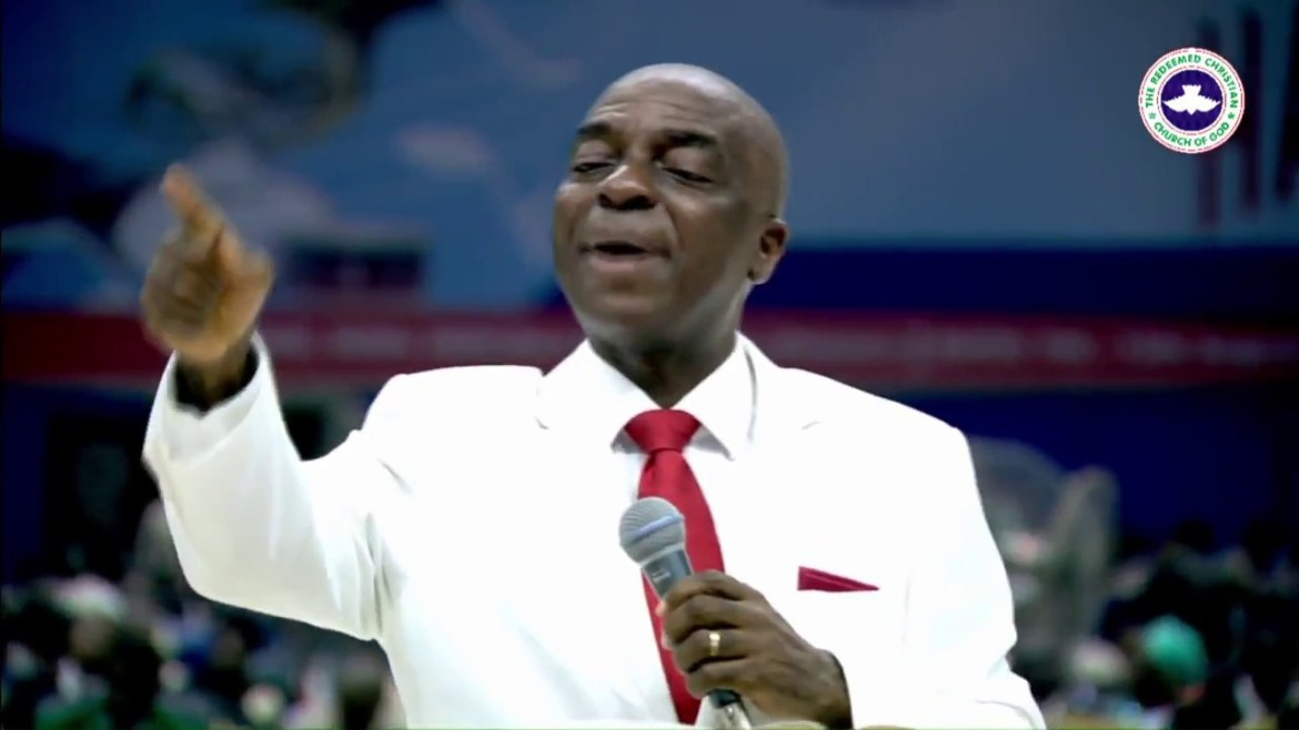 """Bishop Oyedepo's Sermon at RCCG HOLYGHOST CONVENTION """"Understanding The Wonders in Praise"""""""