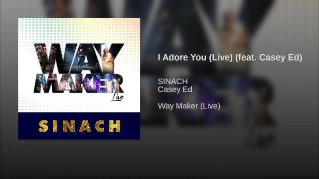 [Fast Download]: I Adore You By Sinach ft Casey Ed