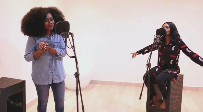 POWER (Spontaneous Worship) – TY Bello, George and Tolu Ijogun