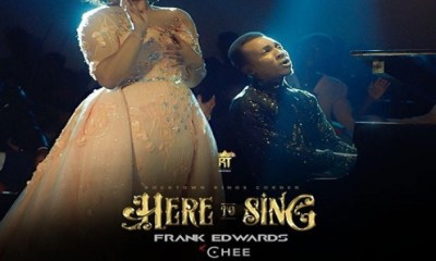 Here To Sing By Frank Edwards