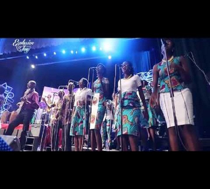 Ghana praise medley
