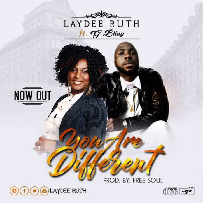 Music: You Are DifferentBy Laydee Ruth @LaydeeRuth
