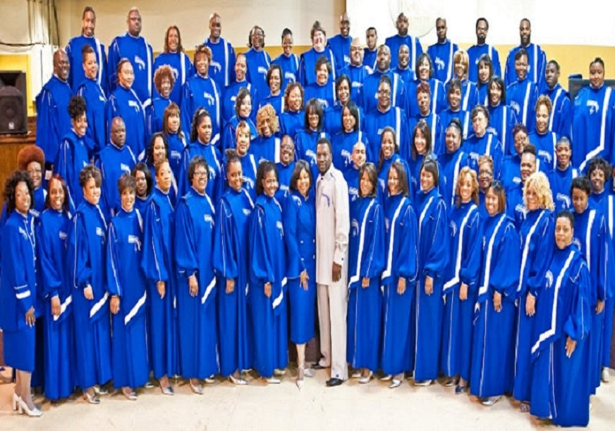 Free Download (Audio + Video + Lyrics): Jesus Promised by Chicago Mass Choir