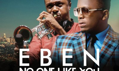 No One Like You By Eben