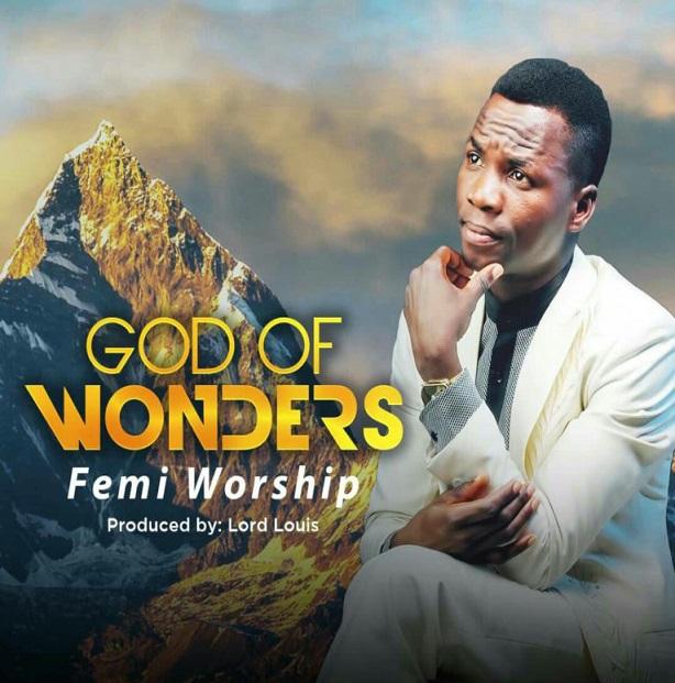 Download Femi worship – God of Wonders