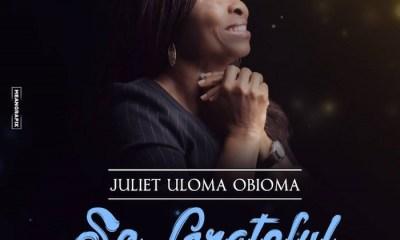 So Grateful – Juliet Obioma