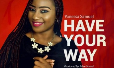 Have Your Way by Vanessa Samuel