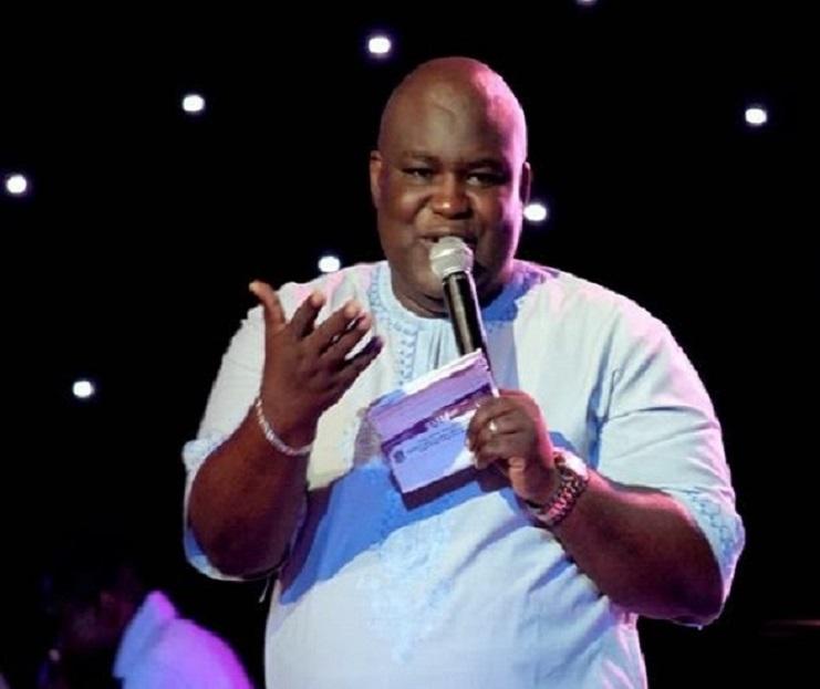 Meet the renowned Gospel singer, Big Bolaji @BolajiBig