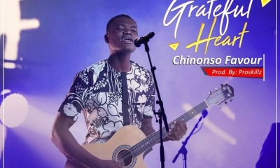 Grateful Heart by Chinonso Favour