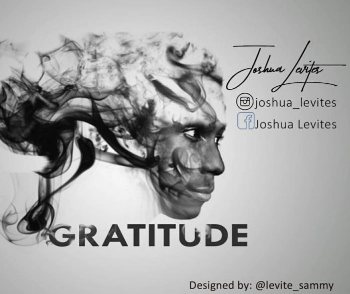 Download Joshua Levites – Gratitude @Joshua_Levites