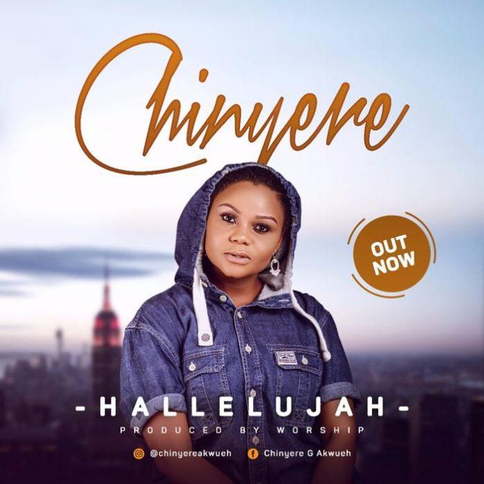 Download Hallelujah by Chinyere (@chinyereakwueh)