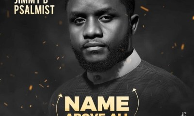 Name Above All Names byJimmy D Psalmist
