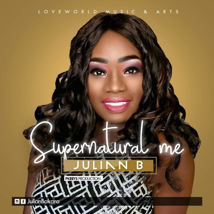 Supernatural Me by Julian B