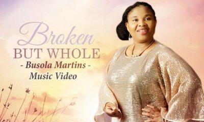 Broken But Whole by Busola Martins