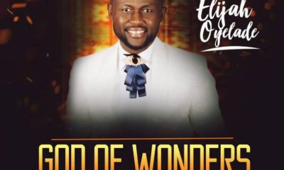 God Of Wonders by Elijah Oyelade
