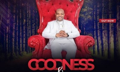 Goodness and Mercy by Alvin Alphons