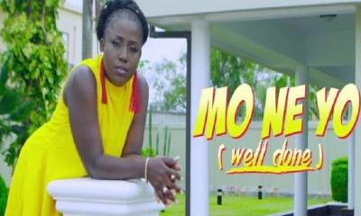 Mo Ne Yo by Diana Hamilton