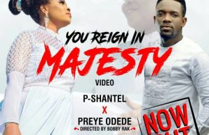 """P-Shantel – """"You Reign In Majesty"""""""
