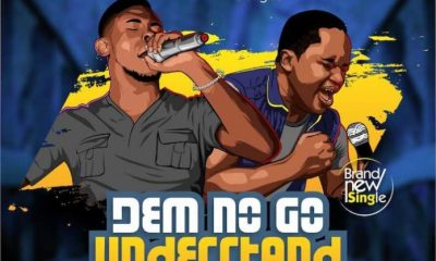 Dem No Go Understand by Caleb Rex