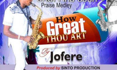 How Great Thou Art by Jofere
