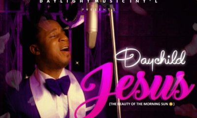 JESUS By Daychild