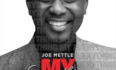My Everything BYJoe Mettle