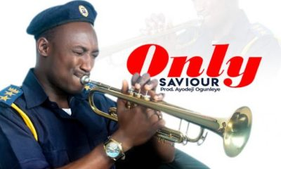Only Saviour By Mayokun Oyediran