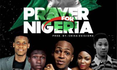 Prayer For Nigeria by NiceGospel