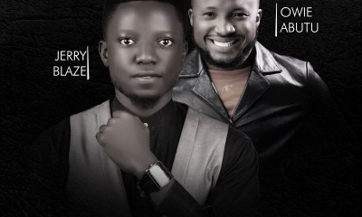 Promise Keeper By Jerry Blaze Feat. Owie Abutu