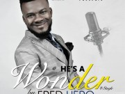 HE'S A WONDER By Fred Hero