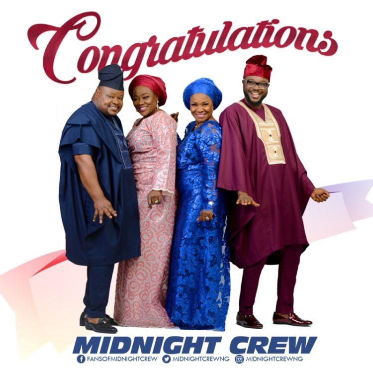 Download Good God + Congratulation By Midnight Crew @Midnightcrewng 