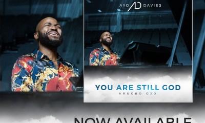 You Are Still God By Ayo Davie