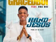 Hand Of Jesus By Graceboi
