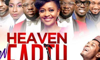 Heaven On Earth Gospel Mix By PMYK