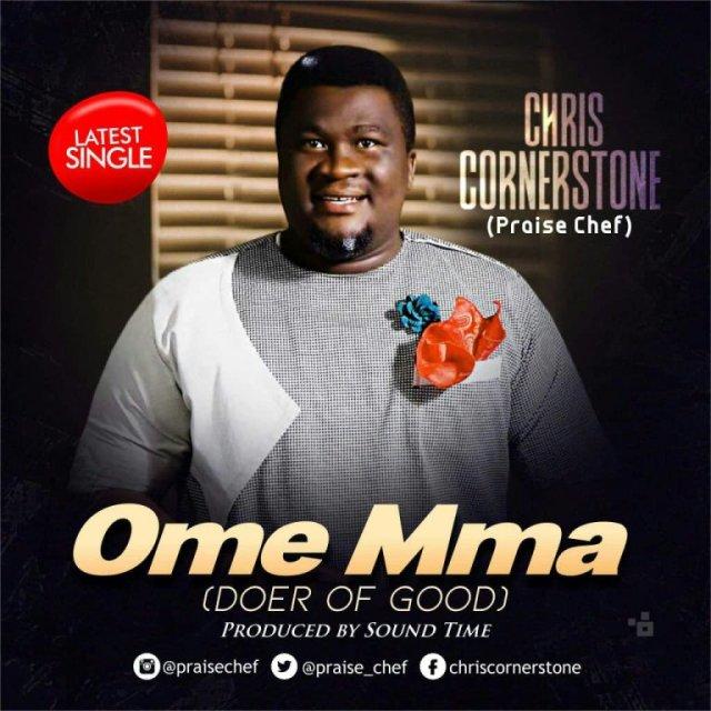 Ome Mma By Chris Cornerstone