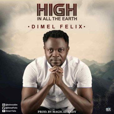 High On Earth By Dimel Felix
