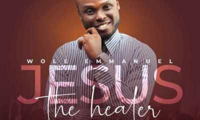 Jesus The Healer By Wole Emmanuel