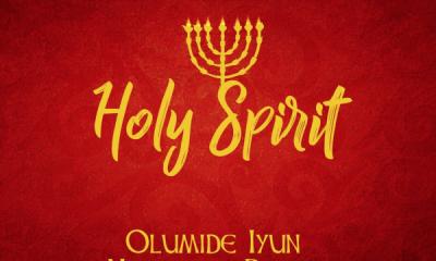 Olumide Iyun – Holy Spirit ft. Nathaniel Bassey