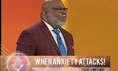 Bishop T. D Jakes - WHEN ANXIETY ATTACKS