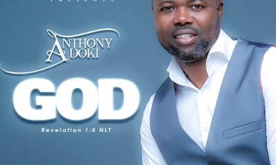GOD BY ANTHONY ADOKI