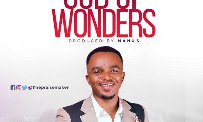 GOD OF WONDERS BY VICTOR PRAISE