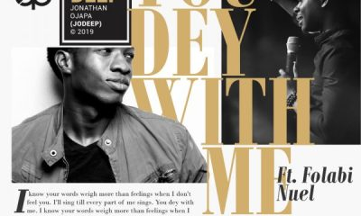 You Dey With Me By Jo Deep ft. Folabi Nuel
