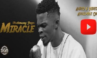 Testimony Mr Jaga - Miracle