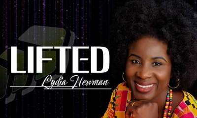 "Lydia Newman - ""Lifted"""
